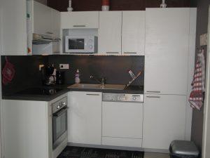 Hébergement Metz- grand gîte Cuisine lave-vaisselle